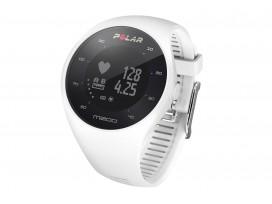 Montre GPS Polar M200 Blanc