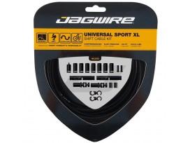 Kit câbles et gaines de dérailleur Jagwire Universal Sport XL