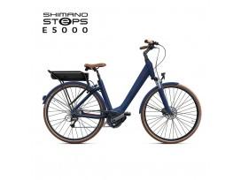 Vélo urbain électrique O2Feel BIKES - SWAN D8 - Steps E5000 - 2019