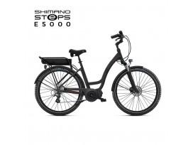 Vélo électrique O2Feel BIKES - Vog D8C Off-Road - Mixte - Steps E5000 - 2019 Catalogue Produits