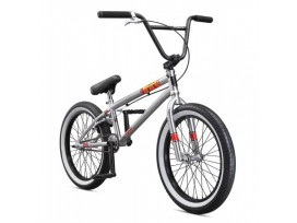 "BMX MONGOOSE L100 NICKEL 21"" 2019"