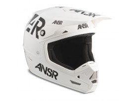 Casque ANSR Evolve 2 blanc - 2015