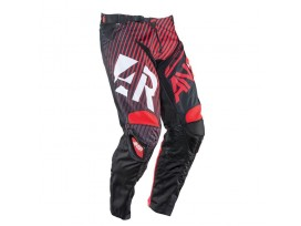 Pantalon ANSR Elite noir/rouge - 2015