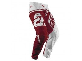 Pantalon ANSR Syncron Air blanc/rouge - 2018.5