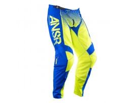 Pantalon ANSR Syncron jaune/bleu - 2017.5