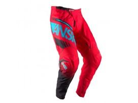Pantalon ANSR Syncron rouge/bleu - 2017