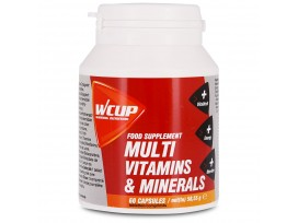 WCUP Multi vitamines et minéraux