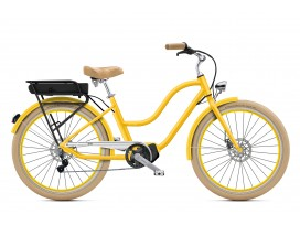 Beach Cruiser électrique O2Feel POP N8 Steps E5000 - 2020