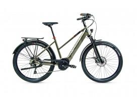 Vélo électrique Peugeot eT01 CrossOver équipé Mixte D9 Powertube