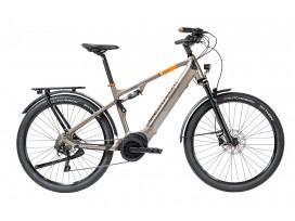 Vélo électrique Peugeot eT01 FS CrossOver équipé Powertube