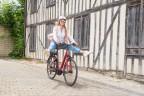Vélo e-Urbain Gitane e-SALSA Yamaha D8 26 - 2020