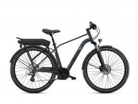 Vélo électrique urbain O2Feel BIKES - Vog D8C Off-Road - mixte ou homme - 2018