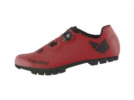 Chaussures WHISPER MTB OVAL RED CATLIKE