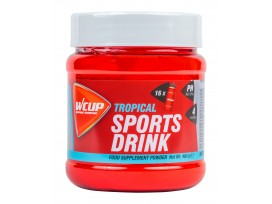 Sports Drink Tropical 500g WCUP