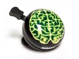 Sonnette de vélo Nutcase - Cardboard - Cerveau