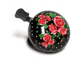 Sonnette de vélo Nutcase - Cardboard - Roses