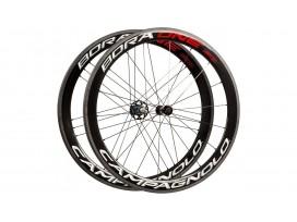 CAMPAGNOLO Paire de roues BORA ONE 50 boyaux AVANT+ARRIERE -