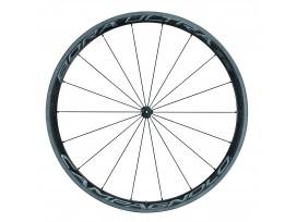 More about CAMPAGNOLO Roue avant BORA ONE 35 DARK pneus étr. + patins de frein