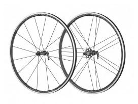 CAMPAGNOLO Paire de roues ZONDA black pneus AVANT+ARRIERE -