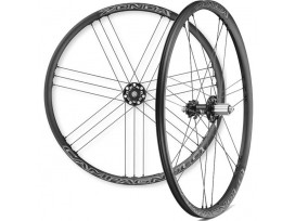 CAMPAGNOLO Paire de roues ZONDA DB pneus AVANT HH12+ARRIERE