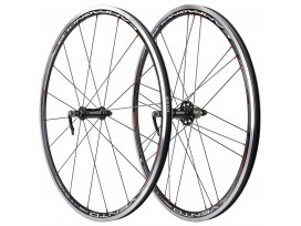 CAMPAGNOLO Paire de roues VENTO ASYMMETRIC G3 Black pneus
