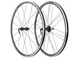 CAMPAGNOLO Paire de roues KHAMSIN ASYMMETRIC black pneus