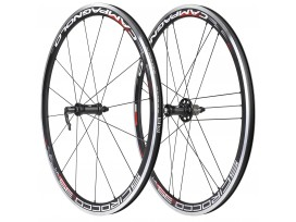 CAMPAGNOLO Paire de roues SCIROCCO 35 CX black pneus