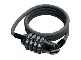 More about Antivol câble combinaison Terrier Combo 4 120cm x 6mm