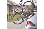 Porte-vélos de coffre Gran Fondo 2 Bikes noir
