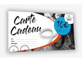 Carte cadeau Performance Velo
