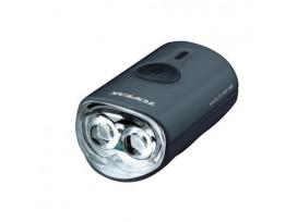 Eclairage avant WhiteLite Mini USB noir TOPEAK