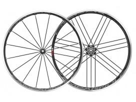 CAMPAGNOLO Paire de roues SHAMAL ULTRA BLACK pneus