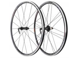 CAMPAGNOLO Paire de roues KHAMSIN ASYMMETRIC G3 black pneus