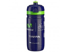 Bidon Elite Corsa 550 ml Movistar