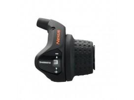 Shimano Manette Revoshift 3v Noir SL-3S41 Nexus