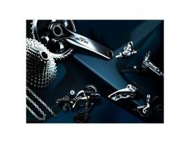 Shimano Groupe XTR M9000 11v 175mm 36X26 11-40 Tir Lat