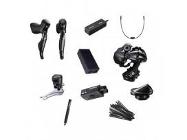 Shimano Kit Composants Di2 Ult 11V BT R6870 Ss Sans Br Cn
