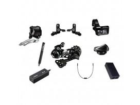 Shimano Kit Composants Di2 XT 11V RM8050 Sans Br Cn Cs Fc