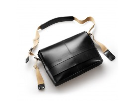 Sac à Dos-Barbican Legacy Leather Messenger Bag