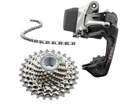 SRAM Kit Wifli Groupe E-tap RD,Batterie, XG1190 11/32 et PCRed 22
