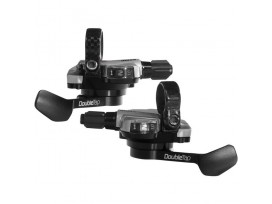 SRAM Trigger PAIRE FORCE Double Tap 2x10V cintre plat