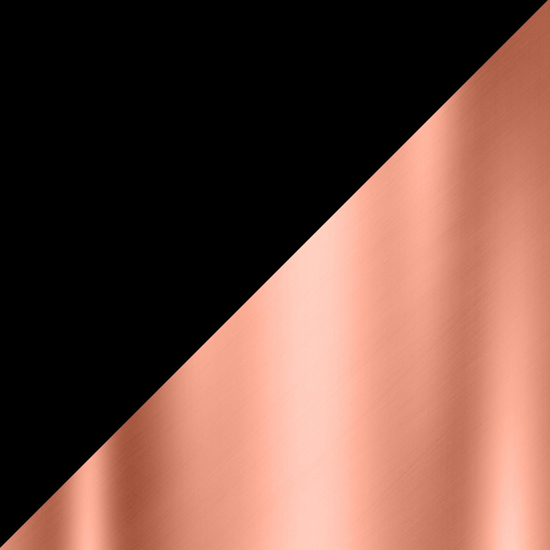 Noir/Cuivre