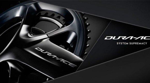 Shimano présente l'ultime groupset: DURA-ACE R9100 series