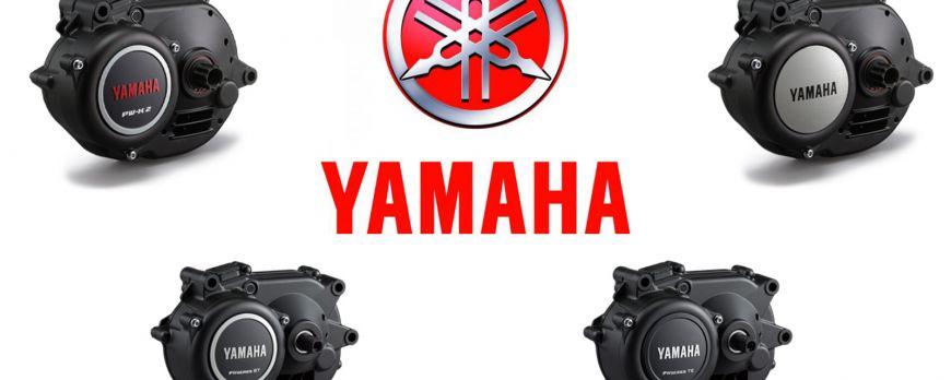 La motorisation Yamaha